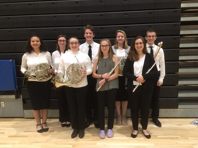 Paul V. Moore Students Perform in Area All-State at Rome Free Academy