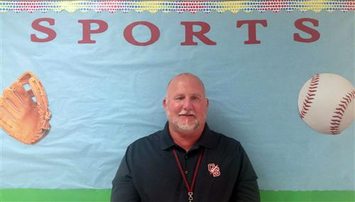 Director of Health Physical Education and Athletics James Drancsak